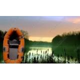 Лодка резиновая лисичанка Имера 2