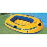 Лодка Intex Challenger 2 Set