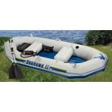 Лодка Intex Seahawk II Set