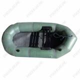 """Резиновая надувная лодка лисичанка """"Стриж"""" (s001)"""