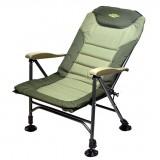 Кресло-шезлонг Carp Pro с регулировкой наклона спинки.