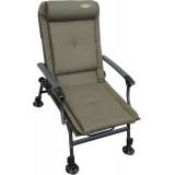 Кресло карповое Carp pro с подлокотниками и подголовником (6088).