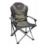 Кресло карповое Carp pro с подлокотниками.