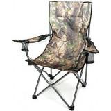 Кресло складное с подлокотниками Forrest Камуфляж (10045-C5).