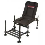 Кресло фидерное с педаной PRESTON MONSTER FEEDER CHAIR