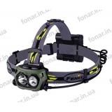 Налобный фонарь Fenix HP40H (2xCree XP-G2 R5, 450 люмен, 8 режимов, 4xAA)