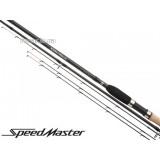 Фидер Shimano Speed Master AX Multi Heavy Medium Feeder 3.66/4.27м 110 г (SMAXMHFDR)